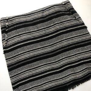 LOFT Tweed Dress Mini Skirt